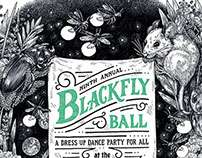 Blackfly Ball 2014 Poster