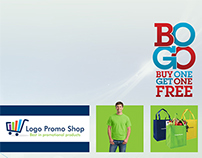 Logo Promo Shop