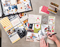 Multi-Holiday Project Life insert cards