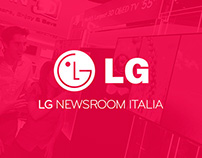LG Newsroom Italia