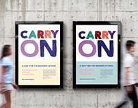 """Carry On"" Event Campaign"