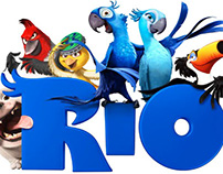 DVD Rio - Fox Filmes
