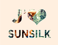 Brand-Content SUNSILK TUNISIA