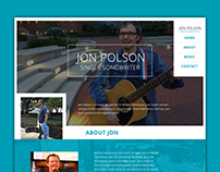 Website Design - Jon Polson