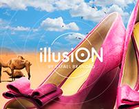 Illusion • Digital Manipulation