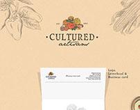 Logo & Stationery for Cultured Artisans