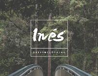 Inés Dress&Clothing | Branding