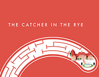 The Catcher in the Rye - Lettering - Skillshare
