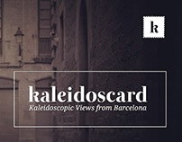 Project:: KALEIDOSCARD