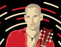 Scott Bairstow Canadian Tour