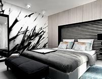 private apartment ~ bedroom