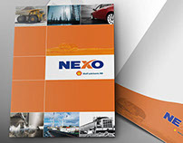 Nexo Shell Lubricants MD Projects