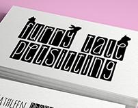 Furry Tale Petsitting Business Cards