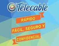 Telecable: Pago por teléfono Laredo