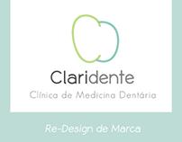 Claridente—ReDesign
