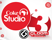 Coke Studio - Gloom 3 Aniversario
