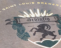 Branding for Schlafly Brand Beers & The Tap Room