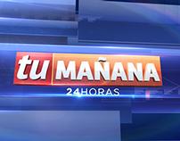 Tu Mañana - Matinal Informativo