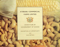 Atebubu Commercial Farms Ltd, Ghana - Prospectus