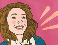 Portraits for Microsoft YouthSpark