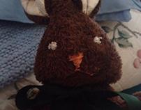 Bunny Mama Plushie
