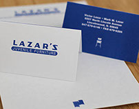 Lazar's Furniture Corporate Identity