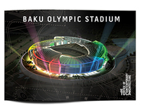 BAKU OLYMPIC STADIUM BOOK