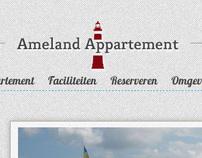 Strandappartement Ameland