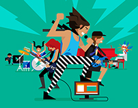 Microsoft Rock Band