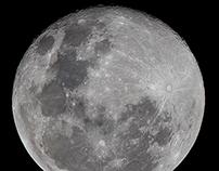Melbourne Super Moon