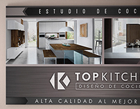 Top Kitchen • Logo & Branding