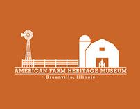 American Farm Heritage Museum Branding