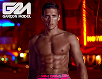 Garçon Model Underwear - Miami Collection