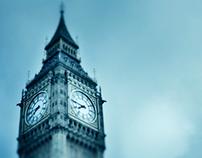 timelapse - london