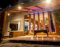 """""""Casa los Angeles"""" House Design San Miguel de Allende."""