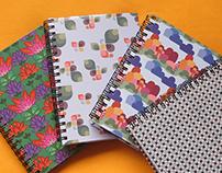 Pattern para cadernos