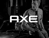 Campaña Antitranspirantes AXE