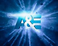 a&e - various promo bumpers