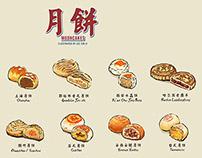 Mooncakes | 月餅