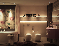 Bathroom - Evian/Alcor (ES)