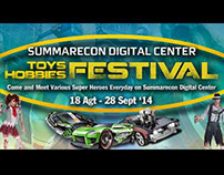 Toys Hobbies Festival - Summarecon Digital Center