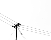power lines: a minimal perspective