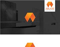 Ablaze Corporate Branding Identity Design