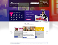 Hotel Solutions - Web Application Theme: Merlin