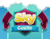 Sky Castle - Game UI Design