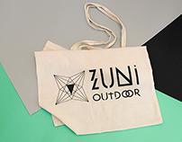 Zuni Outdoor / logo design