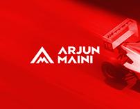 Arjun Maini Branding