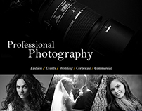 Professional Photography Flyer Banner