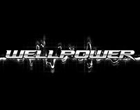 WELLPOWER Logo Design