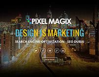 PixelMagix - Portfolio